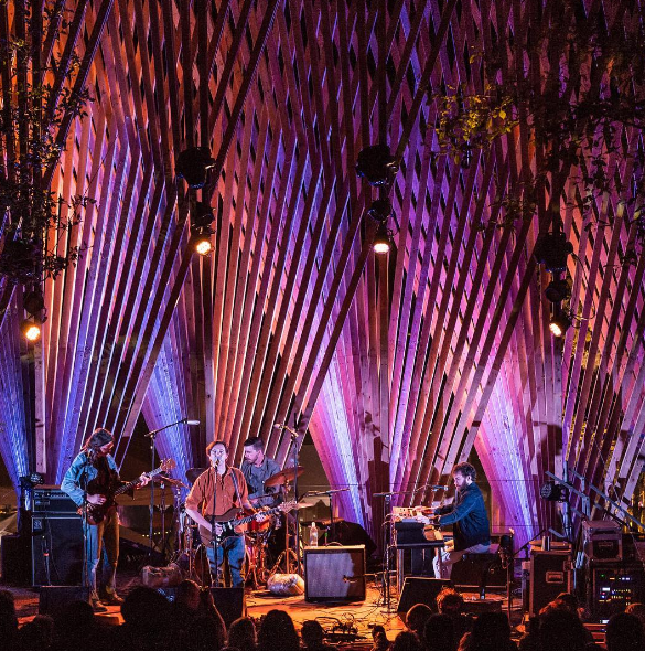 Cass McCombs at Pickathon - BILL PURCELL