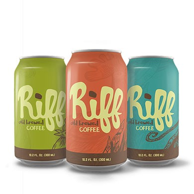 RIFF COLD BREW COFFEE