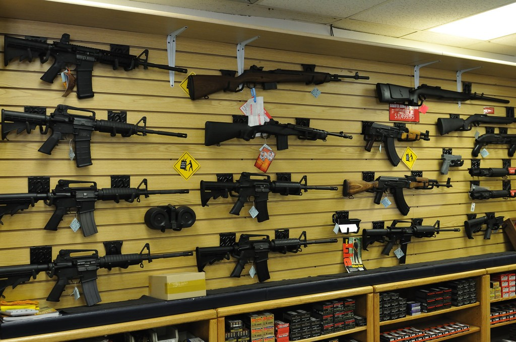 Idaho ranked as number one state most dependent on the gun industry