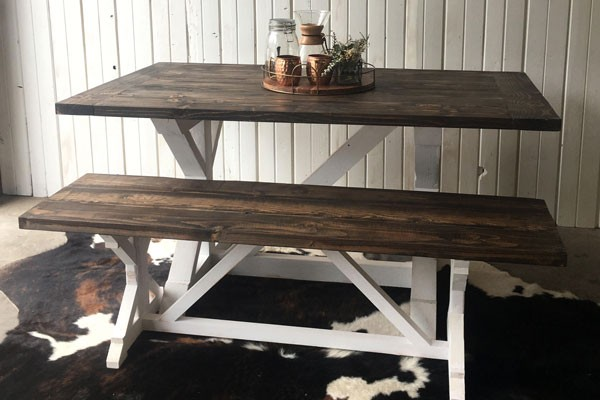 Mountain Modern Furniture From Reclaimed Wood. By Anne Pick. SUBMITTED