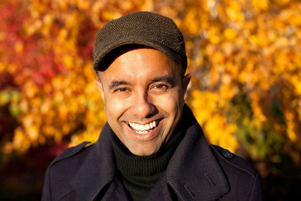 "Rakesh Satyal, author of ""No One Can Pronounce My Name,"" will speak at Bend High School Sunday. - SUBMITTED"
