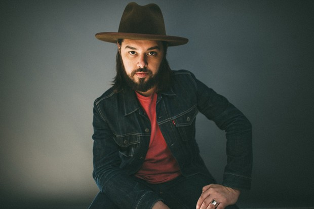 Caleb Caudle brings his Americana sound to McMenamins 7/18. - SUBMITTED.