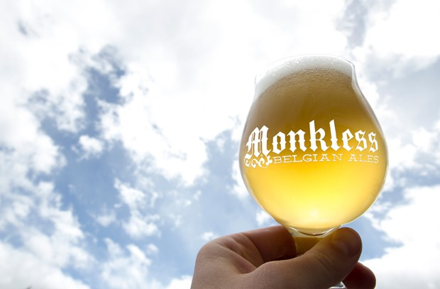 Samaritans: the helpful saison. - MONKLESS BELGIAN ALES