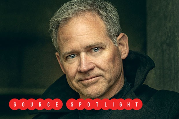 Brian Dunning fights misinformation and urban legends with science. - JEFF KENNEDY