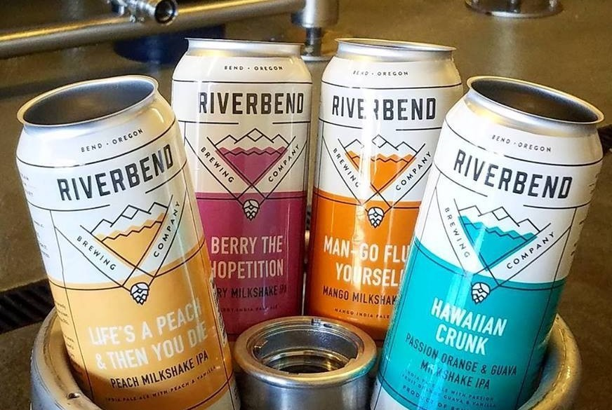 PHOTO COURTESY OF RIVERBEND BREWING.