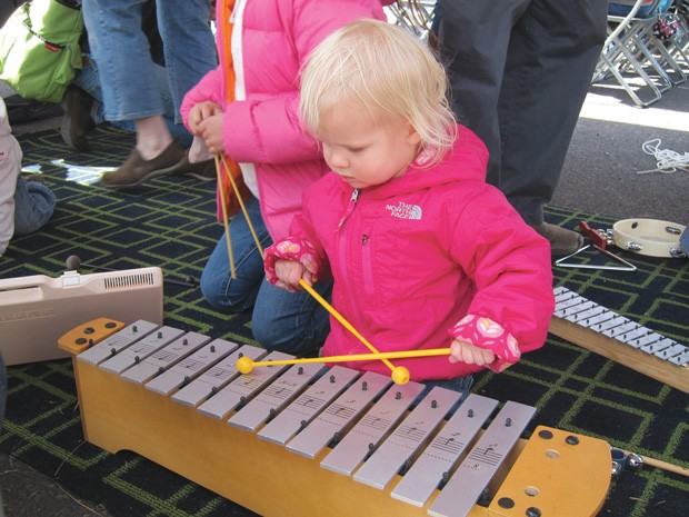 Join the fun of Kindermusik at Cascade School of Music. - SUBMITTED