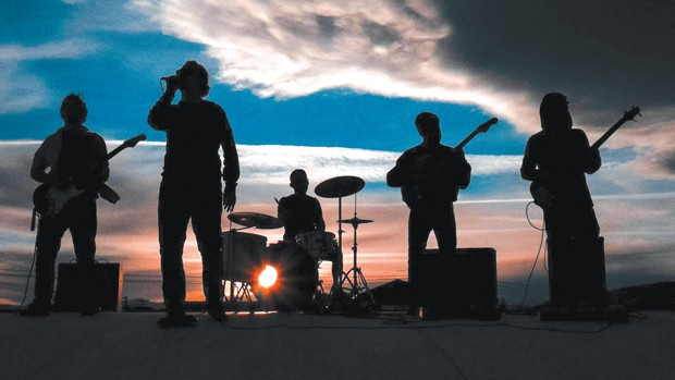 Night Channels is the next local band to watch out for. - SUBMITTED