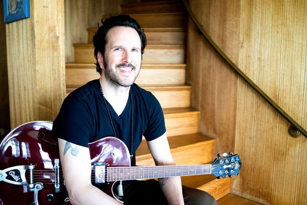 Mason Jennings performs at The Domino Room on Saturday, 4/6. - SUBMITTED