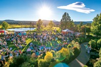 <p><h3>Sunriver Resort</h3></p> <p><b>17600 Center Dr., Sunriver</b></p> <p>The Summer Concert Series at Sunriver Resort is an awesome chance to get away and enjoy some great views and live outdoor music at the same time. Bring the whole family for some food, drink and catch some local acts in one of the best environments around.</p>