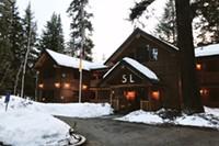 Suttle Lodge & Boathouse