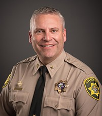 Shane Nelson has filed for re-election as Deschutes County sheriff.