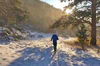 Winter running in Central Oregon can be exhilarating—but you need to be properly prepared.