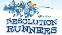 Resolution Runners logo