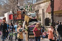 Earth Day Fair and Parade will come to downtown Bend on April 20.