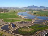 Crooked River Wetlands Receives 'Grand Award'