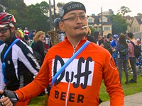 Do Post-Race Beers Slow Us Down?