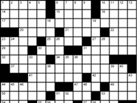 Our Beer Issue Crossword Was Missing Some Clues...