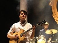 Gung Ho For Shows: Vampire Weekend