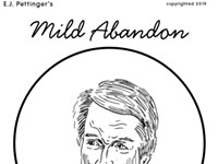Mild Abandon—week of September 19