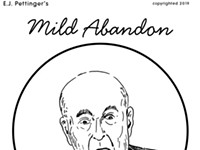 Mild Abandon—week of September 26