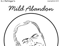 Mild Abandon—week of October 3