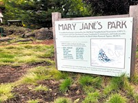 A Park for Mary Jane