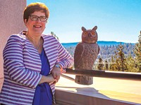 Q & A With COCC's New President