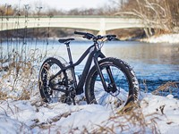 Wintertime trails and fat bike routes abound in Central Oregon