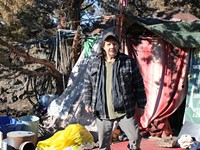 Homeless Camp Evictions