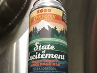 The Spirit of Oregon Beer