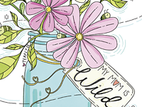 2020 Mother's Day Coloring Contest