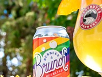 Cans-To-Go: Bubbles & Brunch Peach Lager