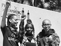 Youthful Voices in the Black Lives Matter Movement