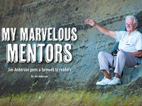 My Marvelous Mentors