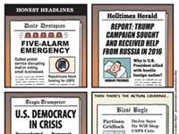Honest Headlines...