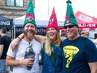 Barrel-Aged Brew Fest Goes Walkabout