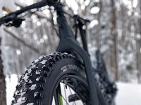 Raffle for a fat bike; learn avalanche skills—virtually!