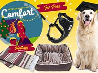 2020 Gift Guide: Comfort for Pets