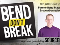 Listen: Last Centrist Standing with former Bend Mayor Bruce Abernethy 🎧
