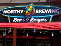 From Tacos to Burgers at Worthy