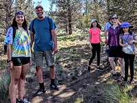 Take a Hike with the Deschutes Land Trust