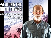 Escaping the North Tower  ▶ [with video]