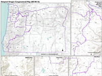 New Political Maps for Central Oregon