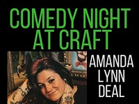 Ticket Giveaway! Win Two Free Tickets to Comedy at Craft: Amanda Lynn Deal!