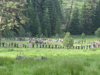 Rainbow Gathering Sees Thousands of Attendees, Two Men Die