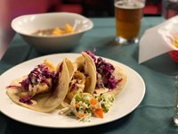 Let's Taco 'Bout Mi Cantina Grill