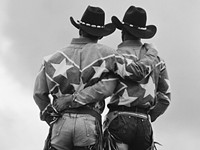 Candid Cowboys