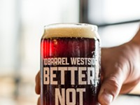 10 Barrel West Back Open