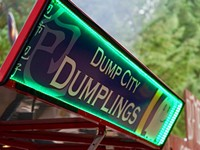 A Brick & Mortar for Dump City Dumplings