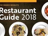 Restaurant Guide 2018